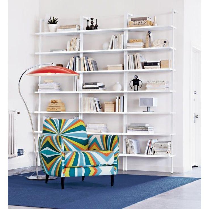 Image Result For Stairway Shelf Cb2 Desk Wall Mounted Bookshelvesbookcaseswhite
