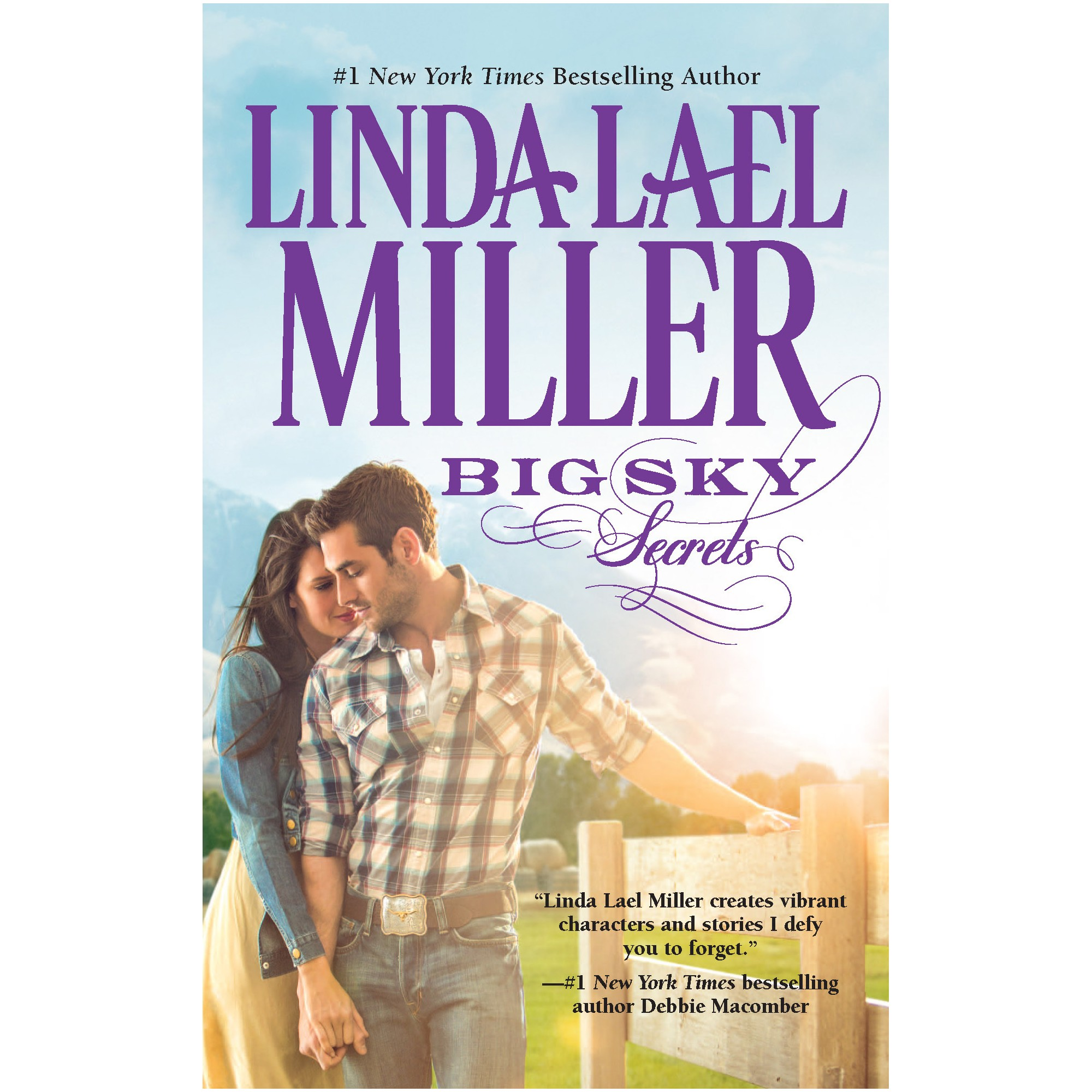 Big Sky Secrets Paperback By Linda Lael Miller The Secret Book