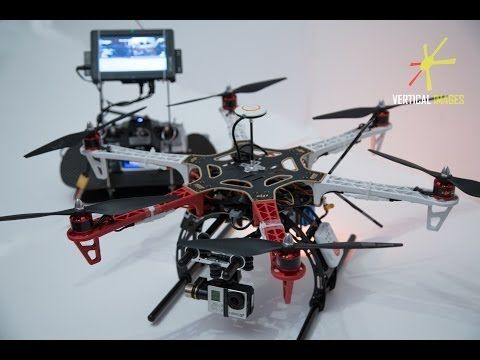 How To Build A Drone Dji Naza F550 With Long Range Fpv Everything You Need To Know Youtube Drone Design Drone Drones Concept