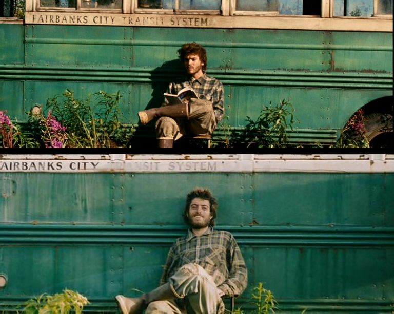 Into The Wild / Christopher McCandless