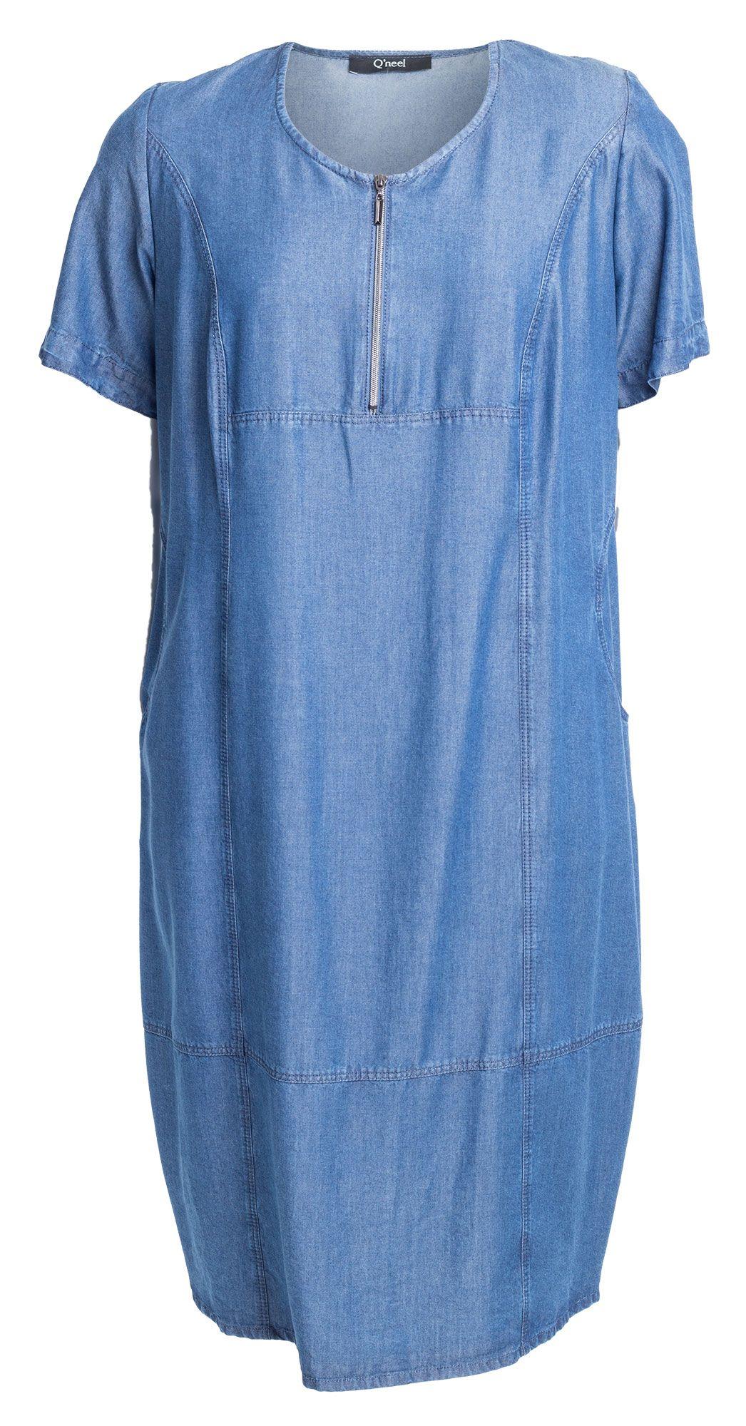 c8beefe4bd51 Super lækre Denim kjole i let kvalitet