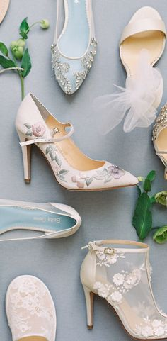 Pretty embellished floral soft lovely handmade bridal heels booties & flats from the romantic Bella Belle Shoes Bella Belle | Wedding Shoes #bellabelleshoes#bellabelle2019#bellabelleedelweiss#bestbridalshoes#designerbridalshoes#weddingshoes#weddingheels#weddingpumps#weddingflorals#floralshoes#bridalshoes#bridalheels#justengaged#wedding2019#engaged2019#tobewed2019#bridetobe2019#handmadeshoes#weddingaccessories#bridalstyle#bridalfashion#weddingfashion#newshoes#pinterestwedding#edelweiss #pinterestwedding