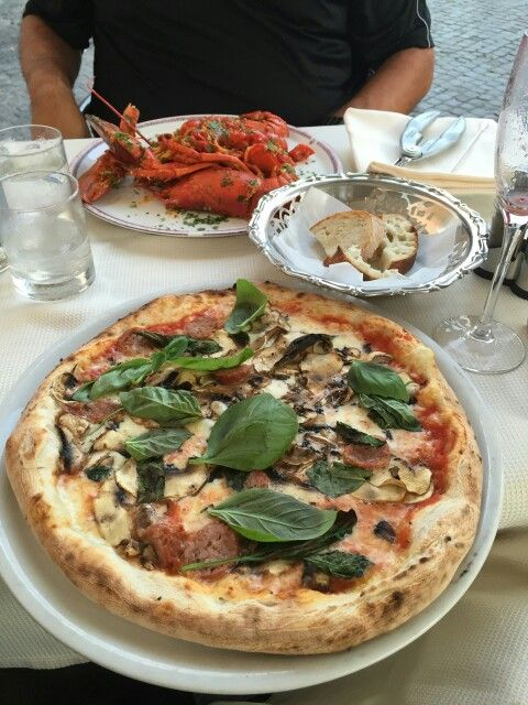 Dominza Roma Food Vegetable Pizza Vegetables
