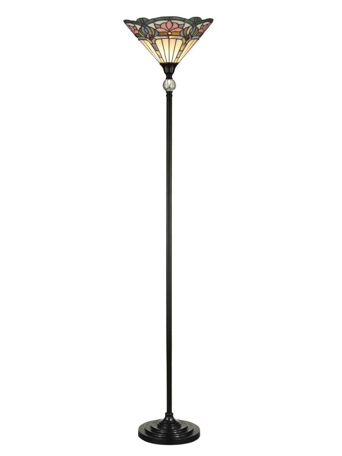 Home Lighting Fixtures At Idlewood Torchiere Floor Lamp Bronze Floor Lamp Dale Tiffany