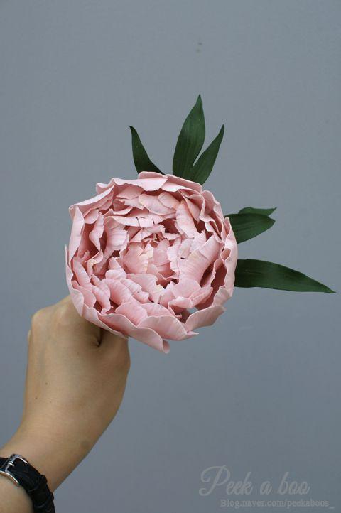 peony/ pink peony/ flower #피카부#peekaboo #슈가크래프트#슈가케이크#슈가플라워#슈가모델링#슈가컵케이크#범계슈가크래프트#sugarcraft#sugarcake#sugarflower#sugarmodeling#sugarcupcake