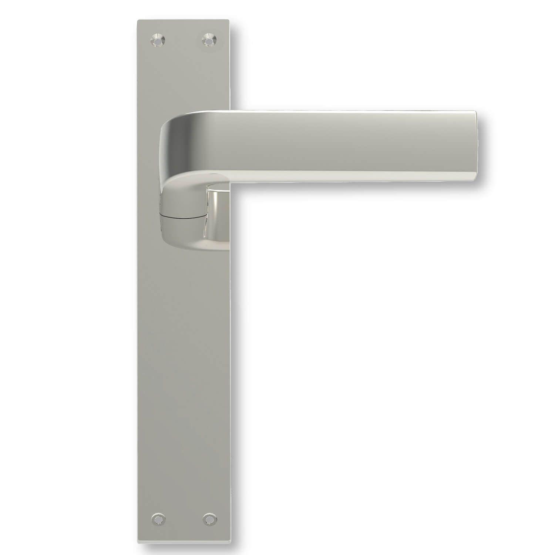 Door handle interior, Back plate Mat nickel - 1930 - C05410 ...