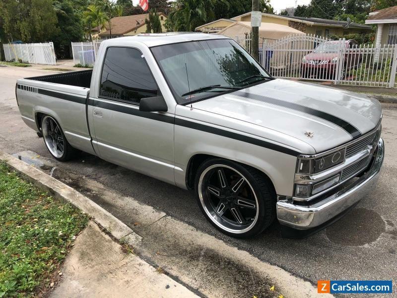 Car For Sale 1990 Chevrolet Silverado 1500