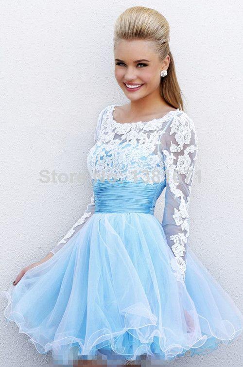 Prom Night Mini Dress