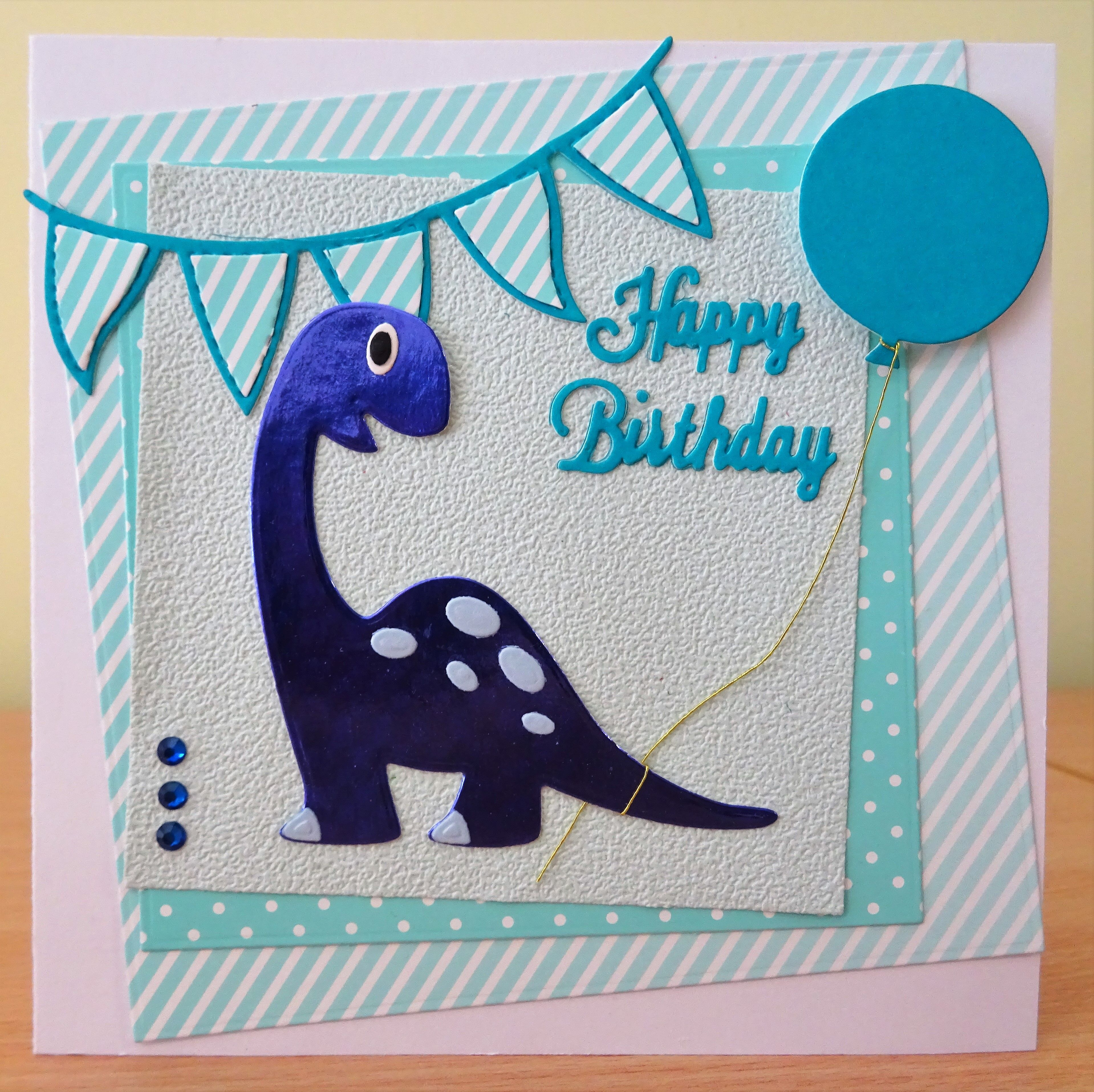 Handmade birthday card marianne collectables dinosaur die for handmade birthday card marianne collectables dinosaur die for more of my cards please visit bookmarktalkfo Images