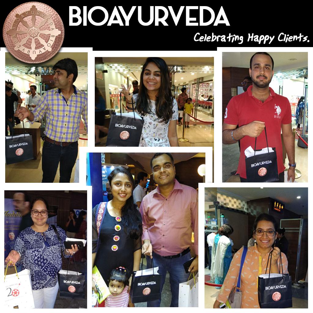 Celebrating Happy Clients Bioayurveda Ayurveda Happyclients Ayurvedic Celebrities Ayurvedic Herbs