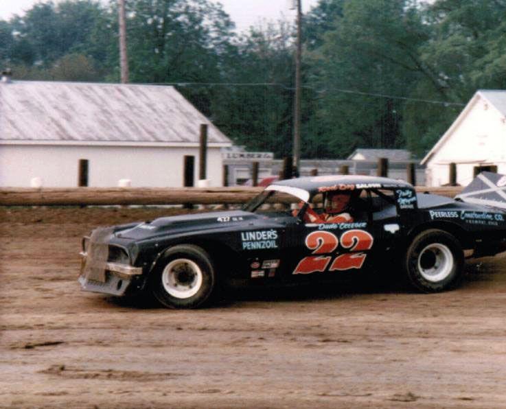 """DUDE"" Creeger Dirt late models, Stock car, Vintage race car"