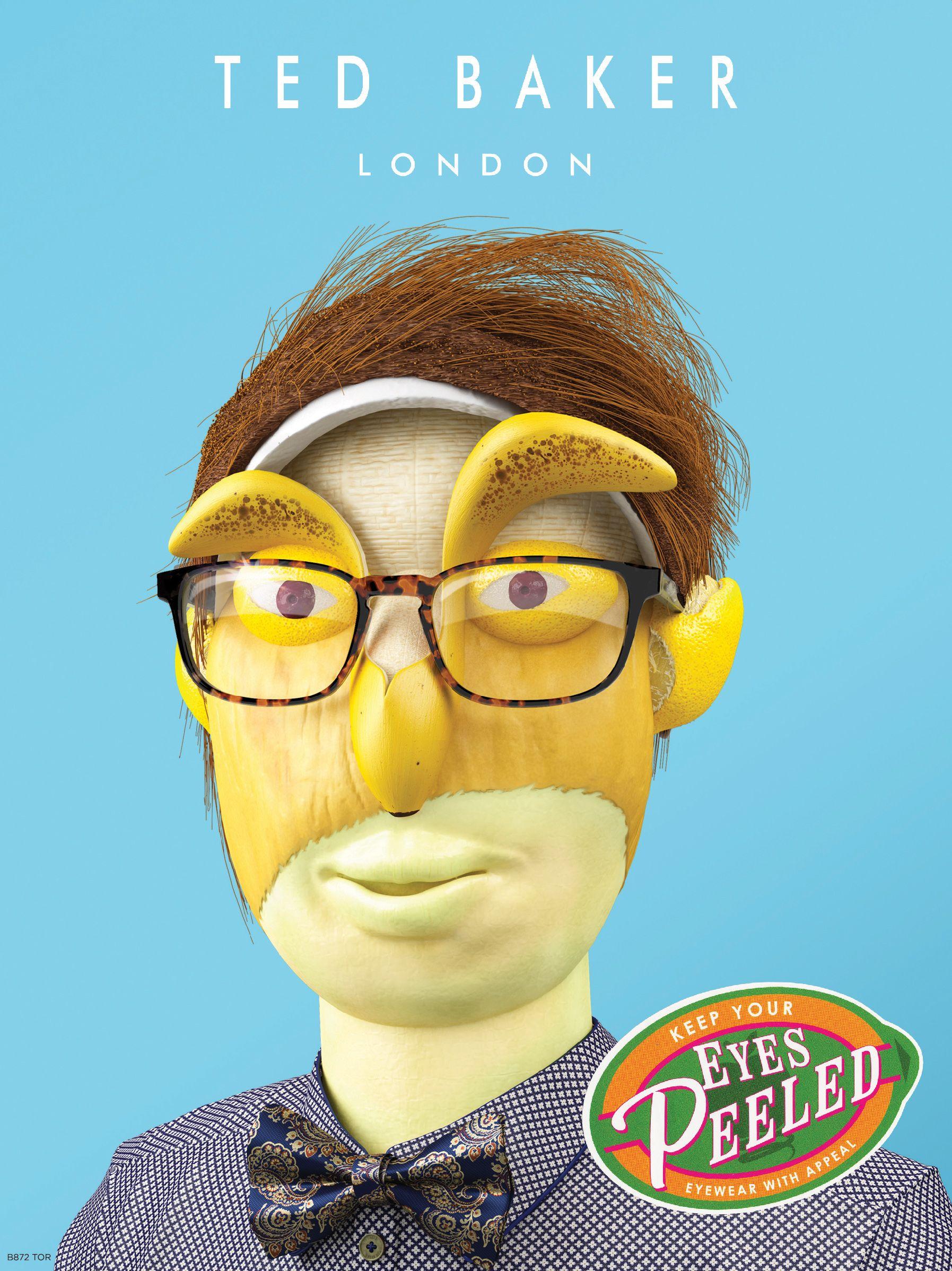 TED BAKER LONDON MEN\'S FASHION OPTICAL FRAMES AND SUNGLASSES B872 ...