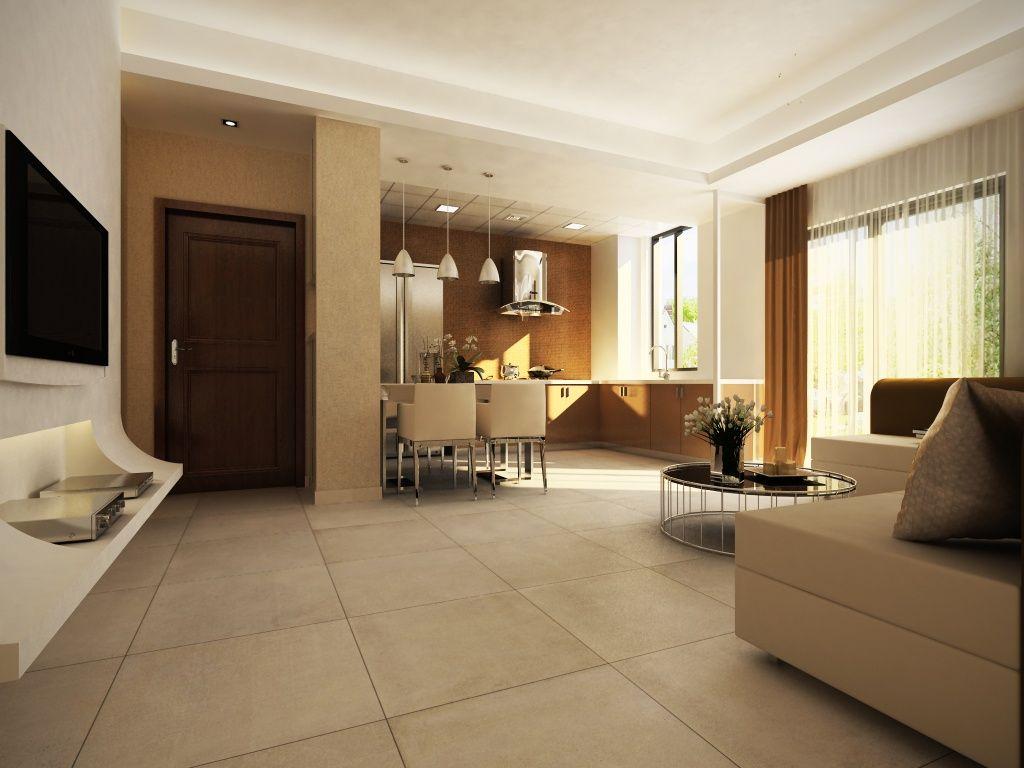 Imagen de pisos y azulejos de salas de estar for my home - Fotos de recibidores de pisos ...