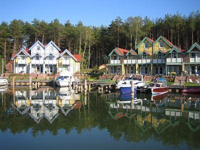 Gelegen im schönsten Teil der Mecklenburgischen Seenplatte