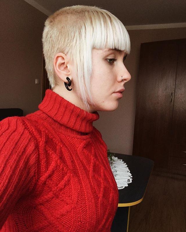 Instagram Analytics Chelsea Skingirl Skinbyrd Haircuts 6