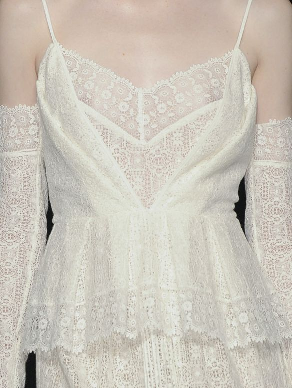 Turkish Delight — lamorbidezza: Erdem Spring 2016 Details