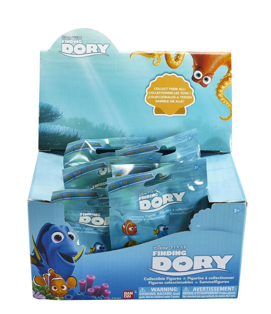 Now You Can Collect All Your Favourite Finding Dory