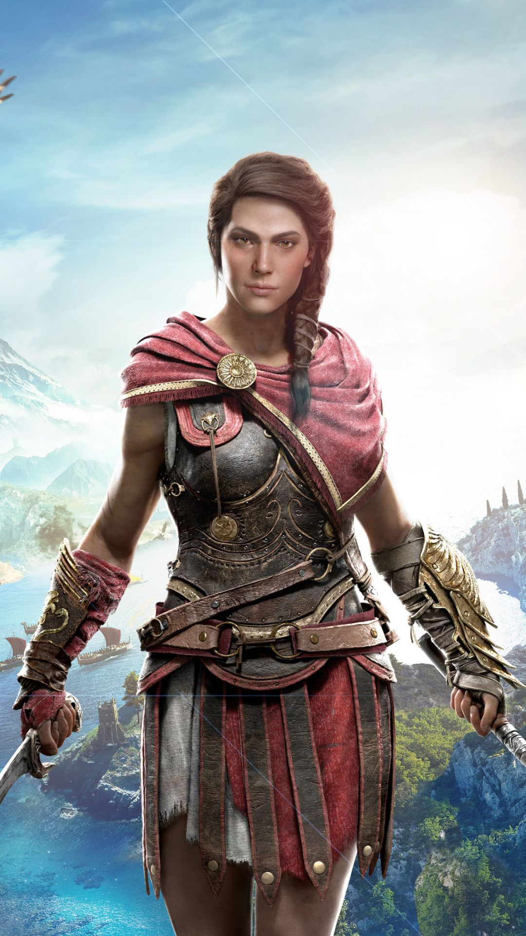 Video Game / Assassin's Creed Odyssey (1080x1920) Mobile