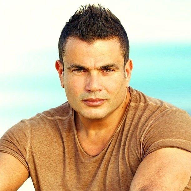 Amr Diab Singer Arab Celebrities Amr