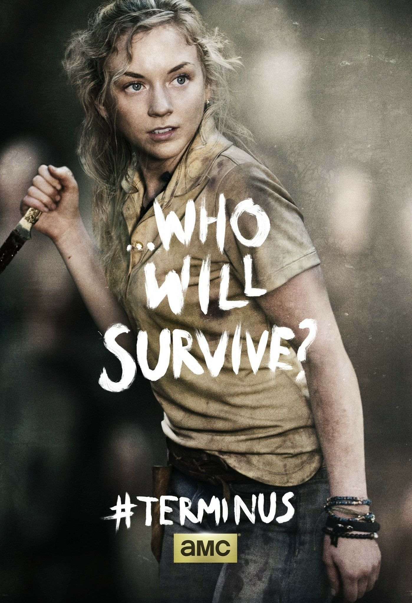 Beth Greene (Emily Kinney) - The Walking Dead - 4ª Temporada