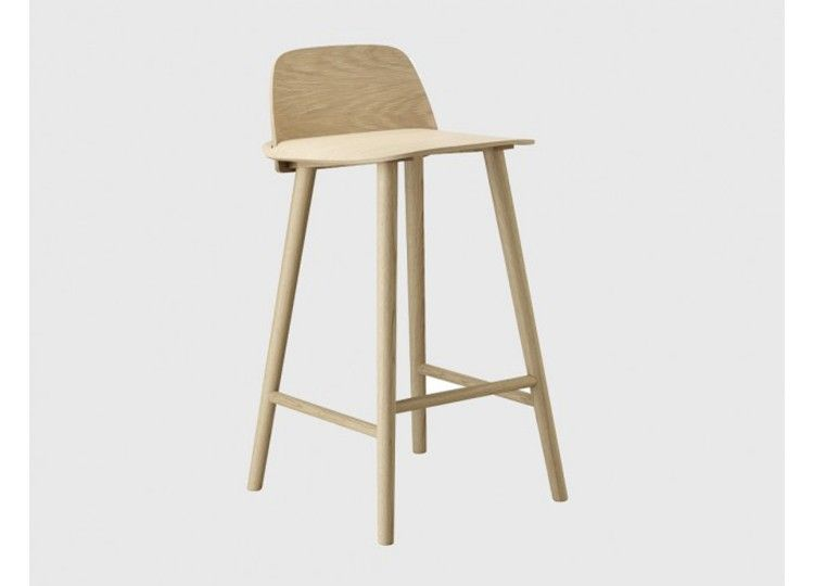 Nerd Counter Stool Muuto Est Living Dd