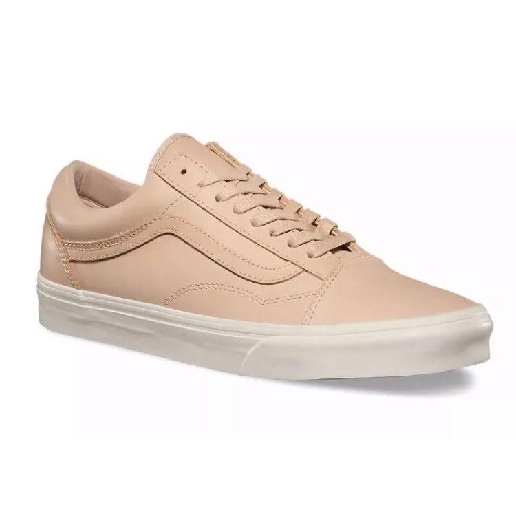 Vans Shoes | Vans Old Skool Leather Dx Veggie Tan Sneaker