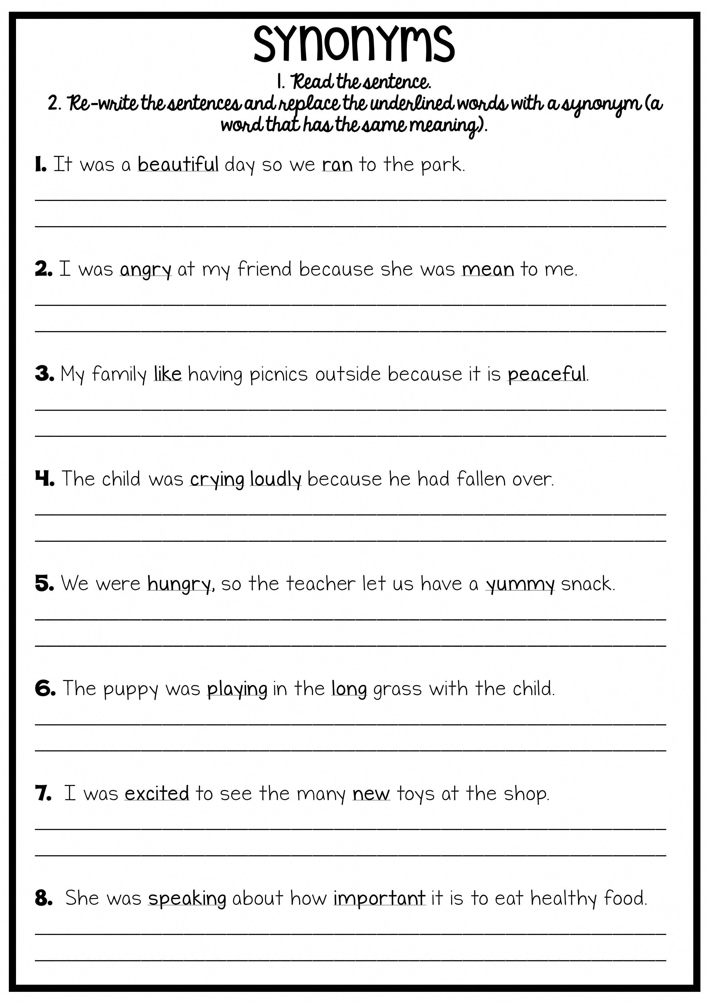 This Reading And Grammar Pack Will Provide Your Students
