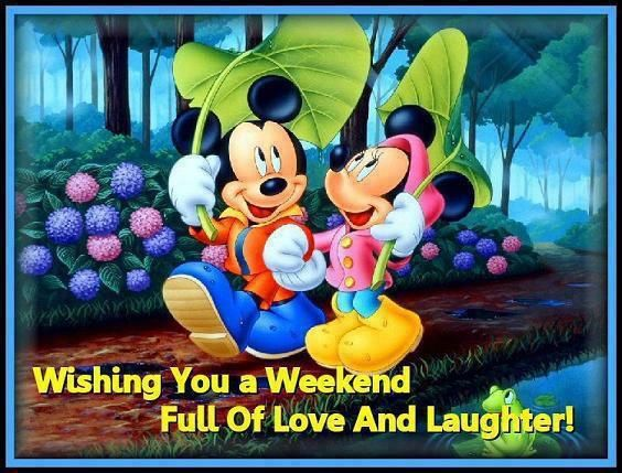 Here's my wish for you this weekend!