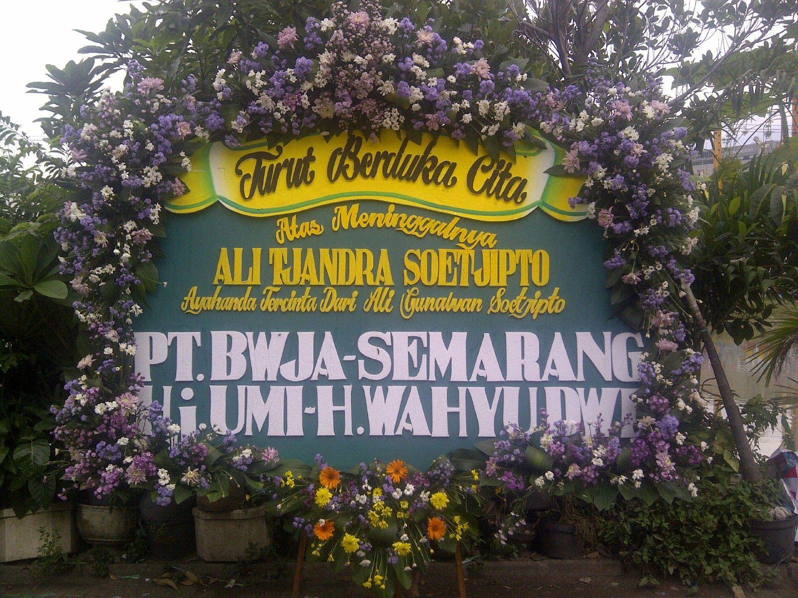 Bunga Papan Duka Cita Toko Bunga Surabaya Pinterest Florists