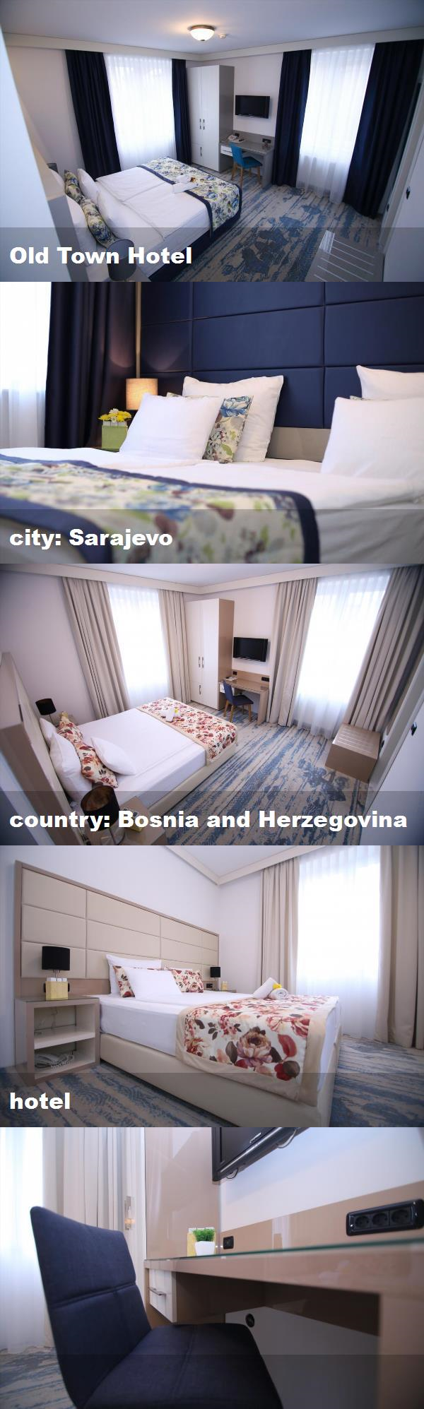 Old Town Hotel City Sarajevo Country Bosnia And Herzegovina Hotel Old Town Hotels Old Town Hotel