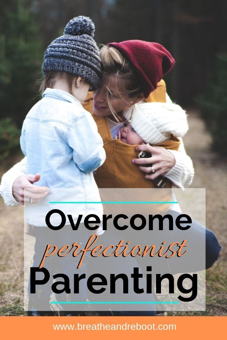 Manage your expectations with 4 parenting tips and truths about letting go of control and perfection. Some simple encouragement to help you be a calm, mindful, intentional parent. #kids #parenting #mindfulparenting #kidsandparents