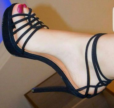 Simple, elegant, perfect to tease in  I enjoy seeing men try to be casual looking at my feet walking on the street in shoes like these ) MS is part of Heels classy -