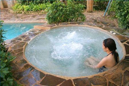 Homemade Hot Tub Fragrance Ehow Com Inground Hot Tub Hot Tub Reviews Diy Hot Tub