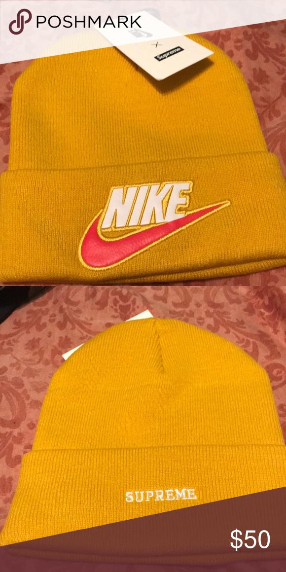 SUPREME X NIKE BEANIE Brand new supreme x Nike beanie... Supreme  Accessories Hats fb95d96d91d3