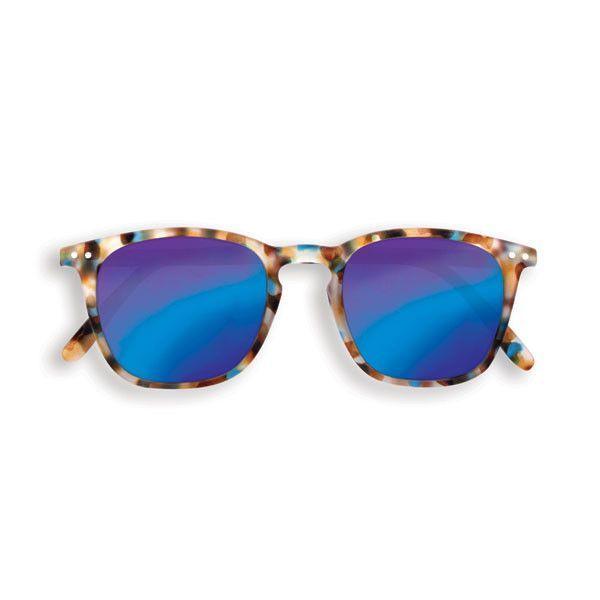 8da24c67fe9 Blue Tortoise  E Mirror Sunglasses by Izipizi