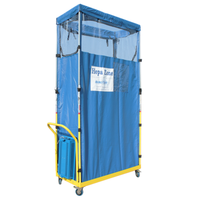 Environmental Infection Control Solutions Hepa Zone 24 Locker Storage Hepa Infection Control