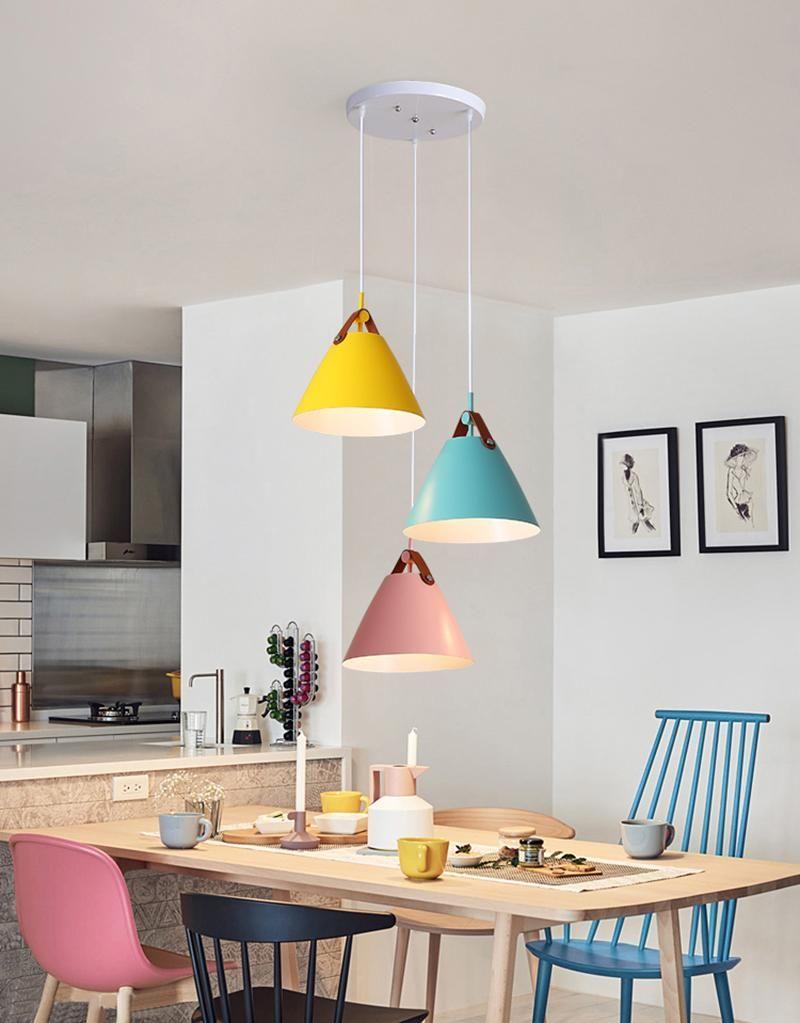 Strap Pendat Lamp  #Pendantlight
