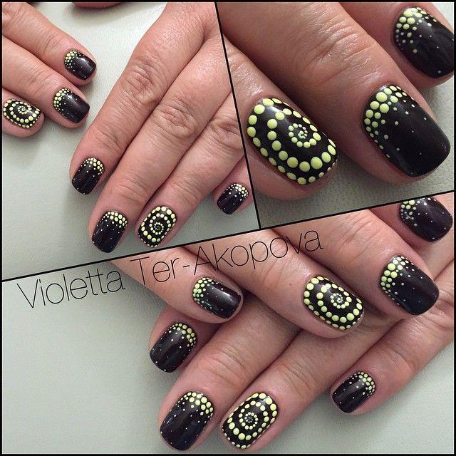 violetta_ter | uñas | Pinterest | Diseños de uñas, Decoración de ...