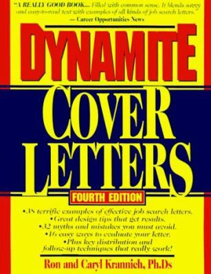 Cover image for Dynamite cover letters and other great job search - cover letter for employment