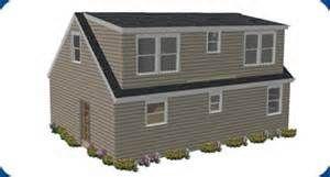 Full Rear Dormer Bing Images Cape Cod House Exterior Remodel Bedroom House Plans