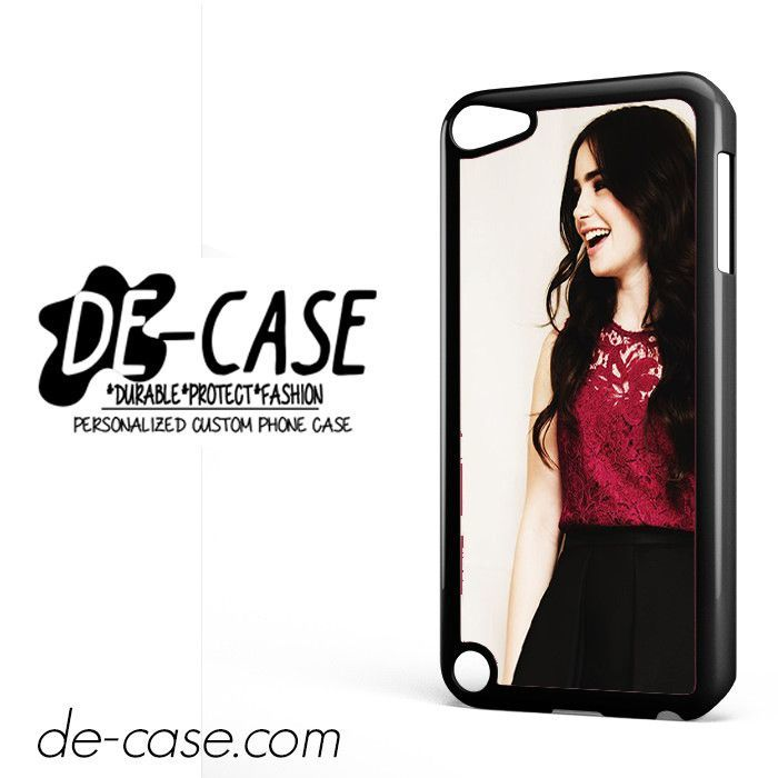 Lily Collins DEAL-6522 Apple Phonecase Cover For Ipod Touch 5