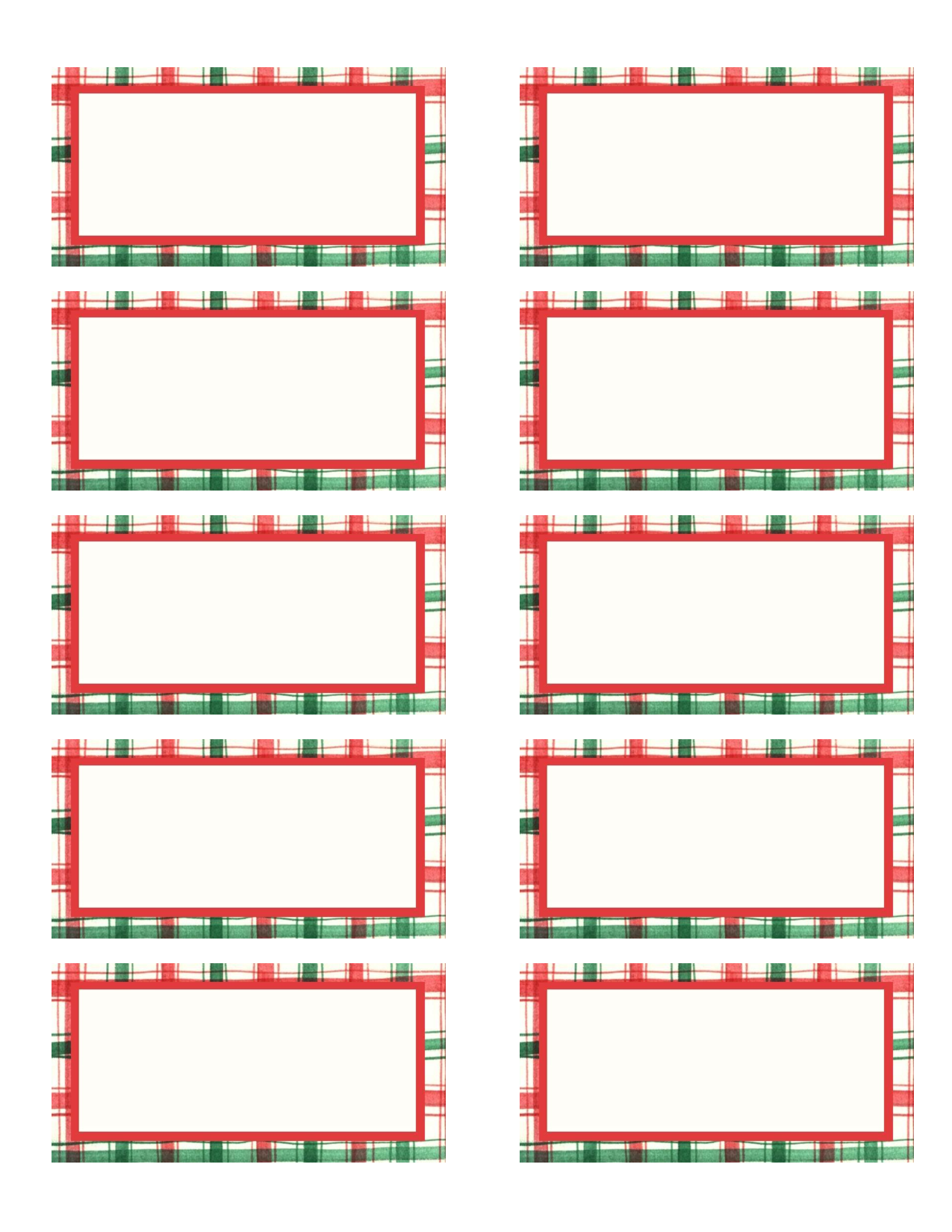 free avery christmas tag label template labels pinterest