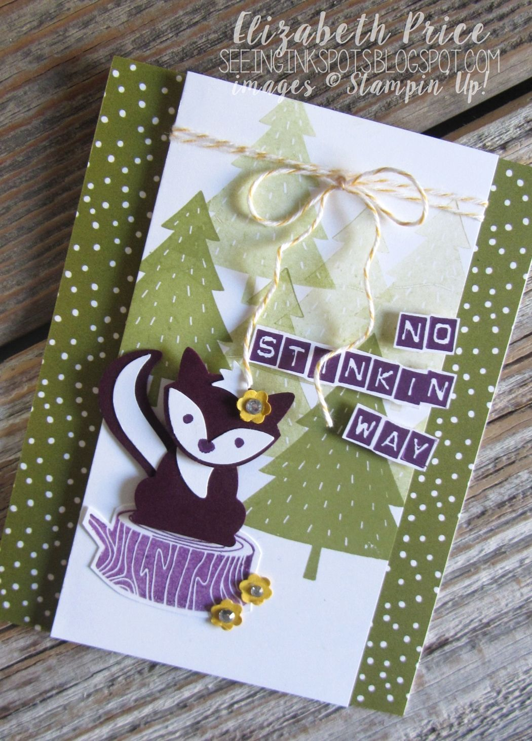 Colors Challenge Amusement Cards Handmade Greetings And Scrapbooks