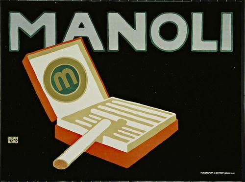 Lucian Bernhard Manoli 1910 Graphic Design    Typography - designer mobel liegestuhl curt bernhard