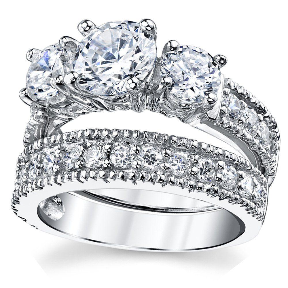 So pretty Wedding ring bands, Wedding rings engagement