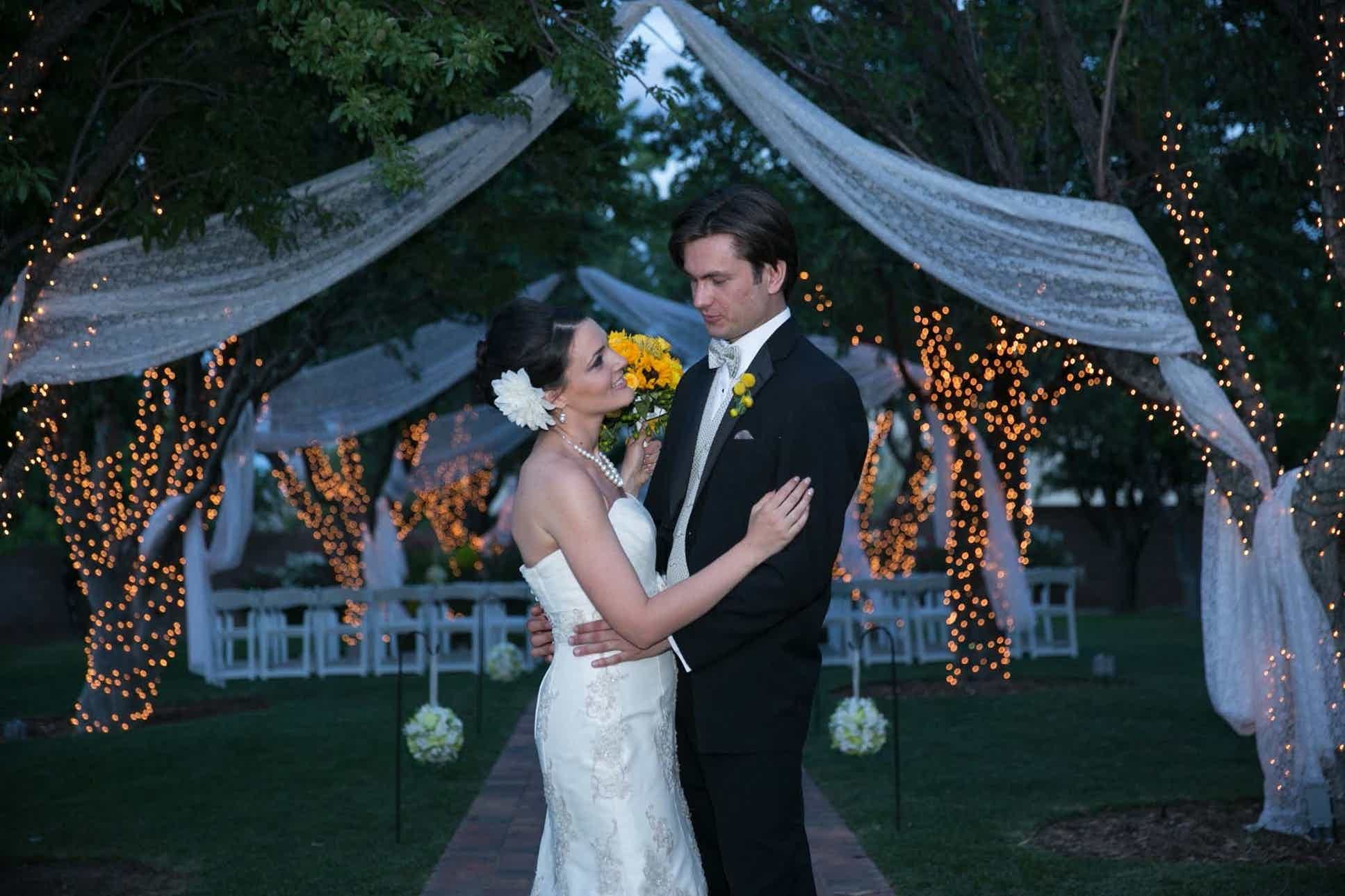 The Grove and other beautiful Las Vegas wedding venues