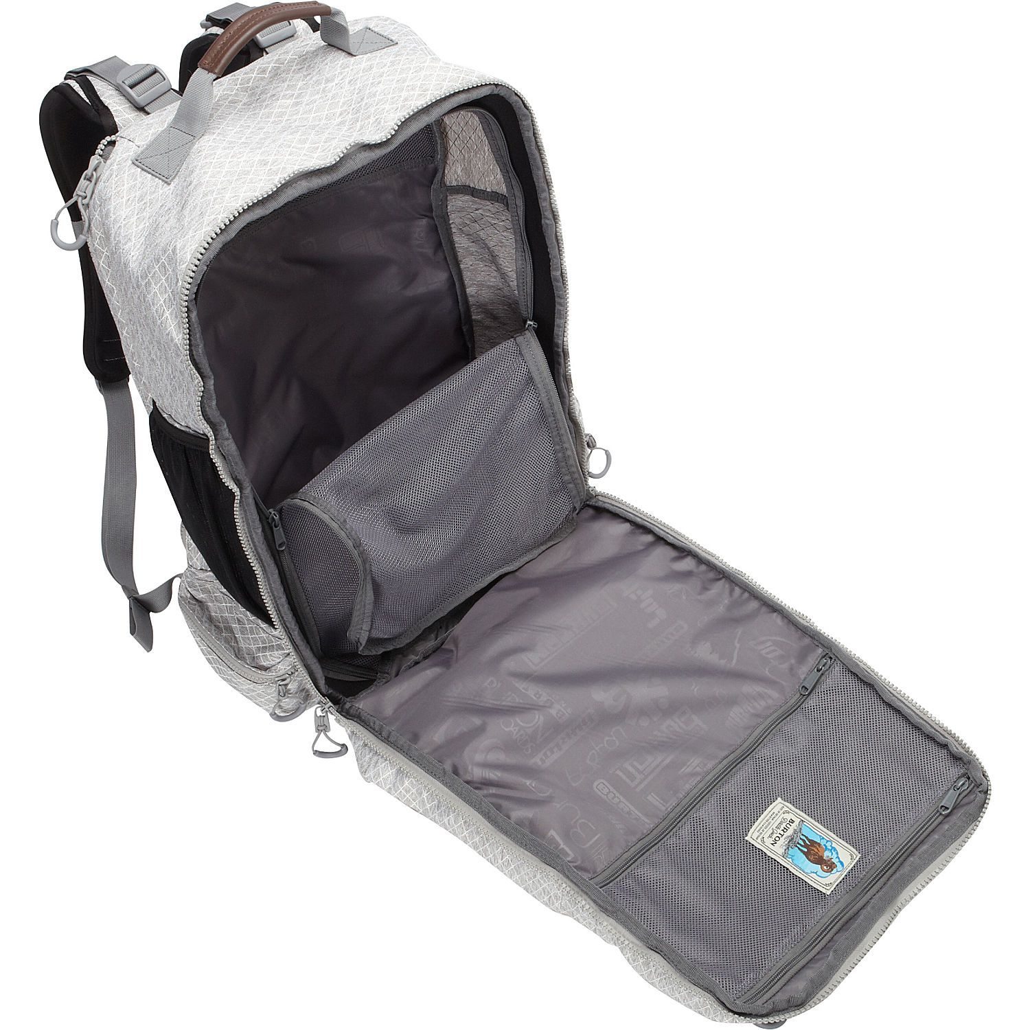 7ce3f9ae5277 Buy the Burton Traverse Pack at eBags - Interior and exterior storage  pockets…