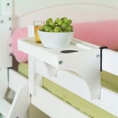 Bunk Bed Shelf Cup Holder Wish I Had This Growing Up Bunk Bed