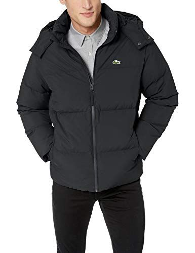 beda6b6ad New Lacoste Men s Classics Poly Puffer Jacket with Funnel Neck Mens Fashion  Clothing.   213.20 - 349.95  allfashiondress Fashion is a popular style