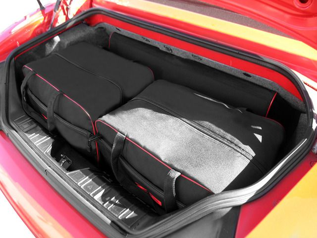 Bmw Z3 Luggage Bags Custom Luggage For Roadsters And